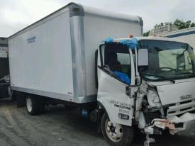 Salvage Isuzu NPR