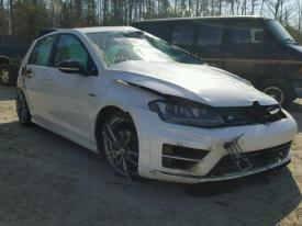 Salvage Volkswagen Golf